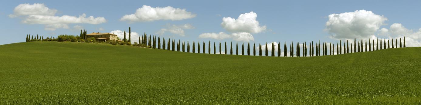 Panorama Toskana