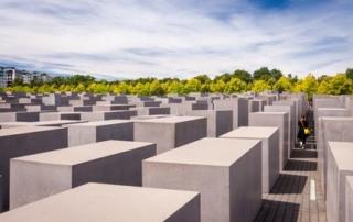 Berlin. Holocaust-Monument