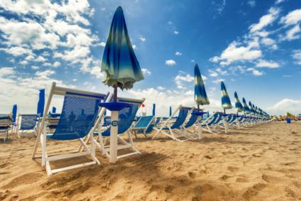 Italien, Versilia-Küste